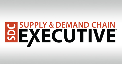 supply and demand chain executive logo