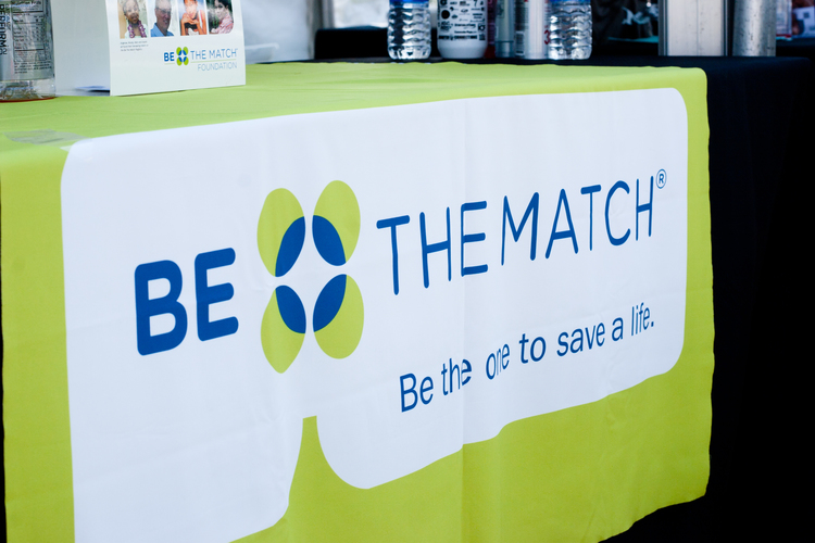 be the match foundation table