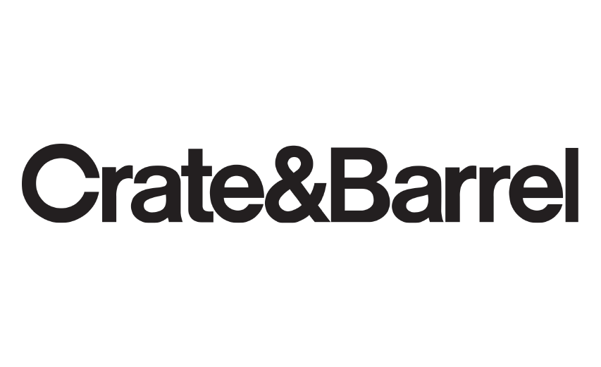 BluJay Testimonial Crate and Barrel Logo