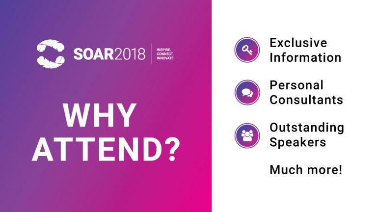 soar 2018 why attend
