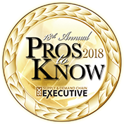 2018 pros to know badge