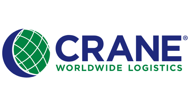 crane worldwide logistics logo