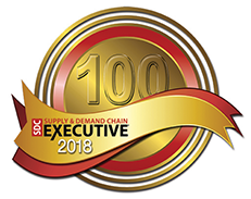 supply and demand chain executive 2018 badge