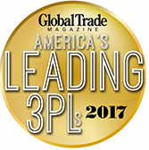 armerica's leading 3pls 2017 badge