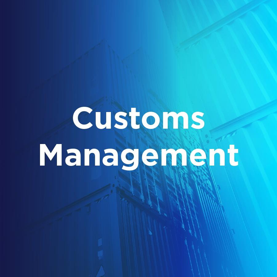 Customs Management