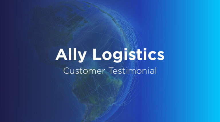 Ally Logistics - Customer Testimonial - BluJay Solutions