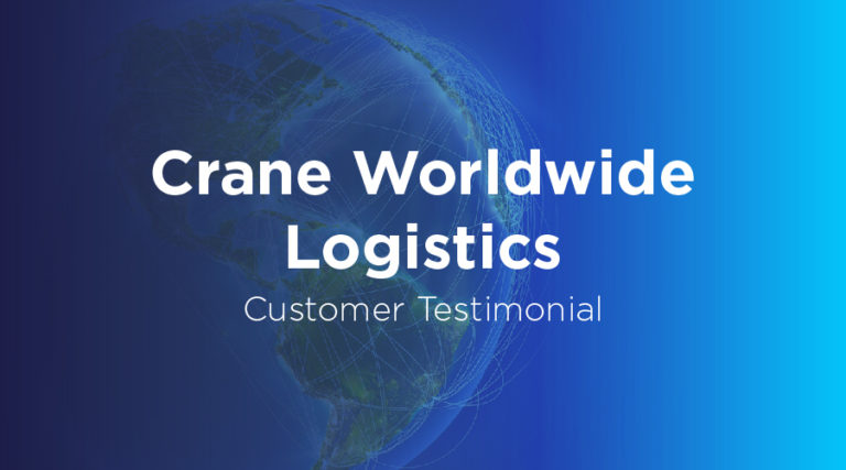 Crane Worldwide Logistics - Customer Testimonial