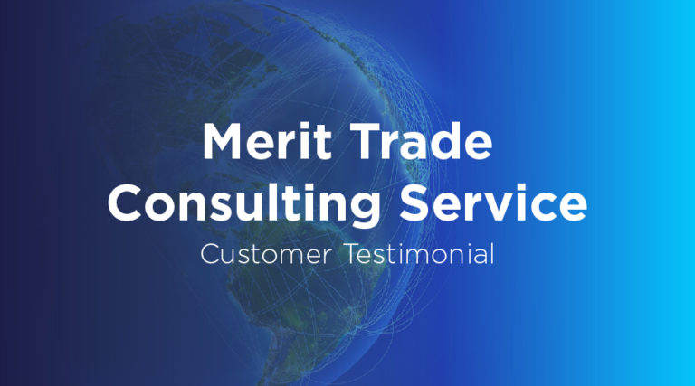 Merit Trade - Consulting Service - Customer Testimonial