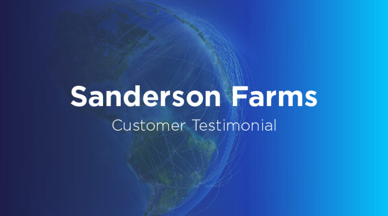 Sanderson Farms - Customer Testimonial