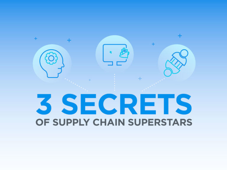 3 secrets of supply chain superstars