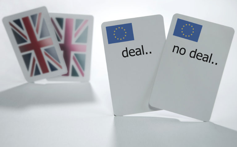 Deal or no deal brexit