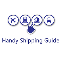 handy shipping guide icons