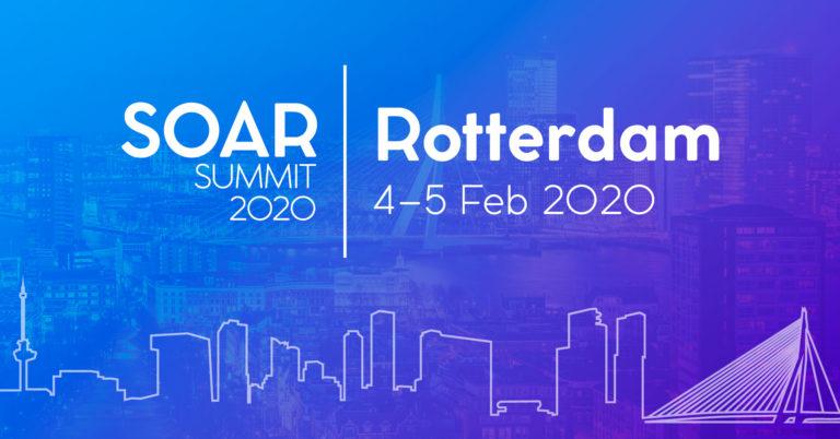 soar summit 2020 rotterdam