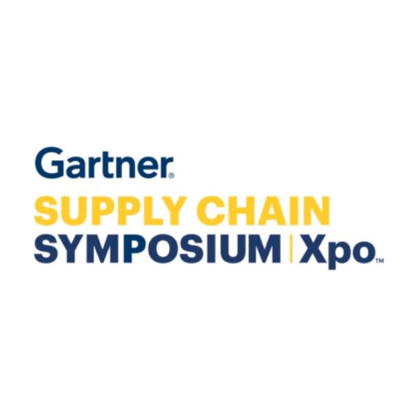 Gartner Supply chain Symposium Xpo