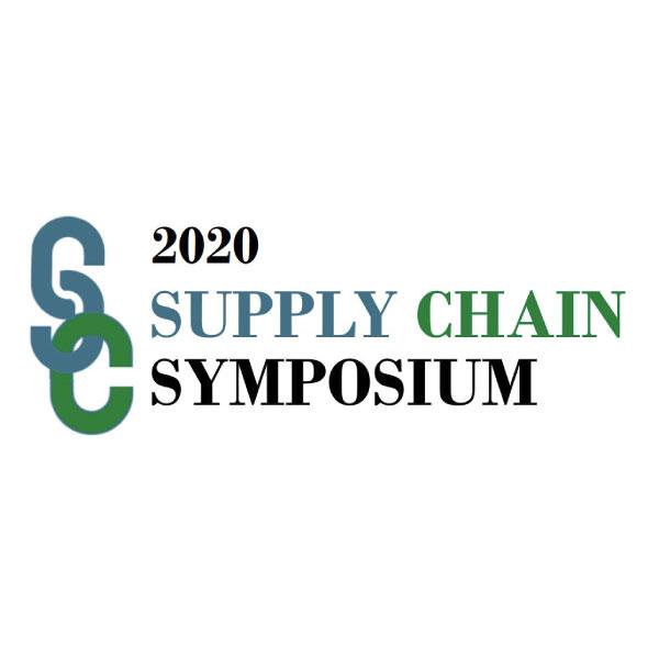 2020 supply chain symposium logo