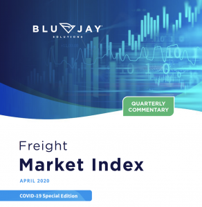 blujay freight market index april 2020 covid edition