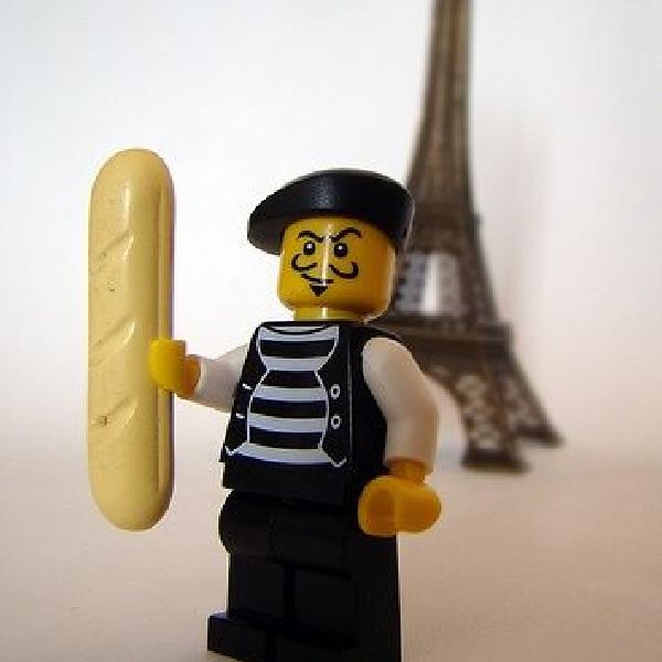 Thumb Legos