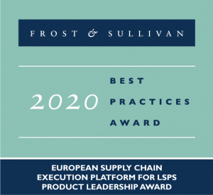 BluJay LSP Platform Earns Frost & Sullivan Product Leadership Award