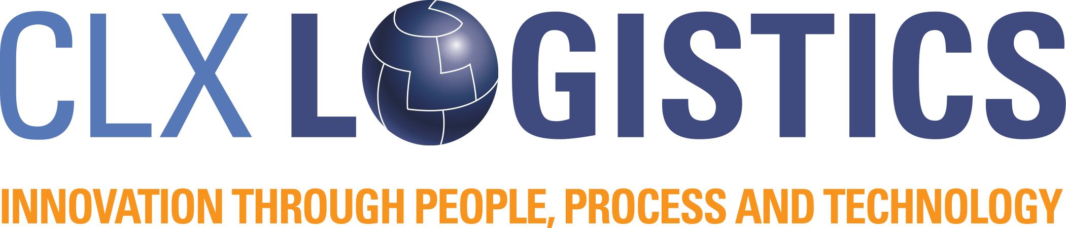 LOGO CLXLogistics logo tagline hi res